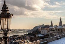 meteo budapest Hongrie
