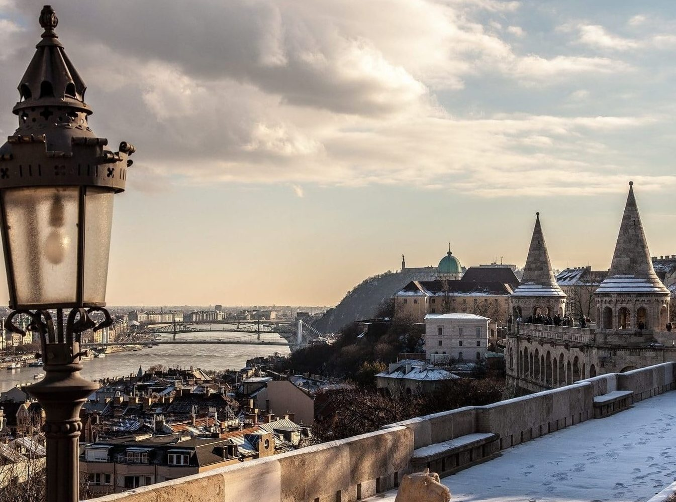 visiter Budapest bastion des pecheurs