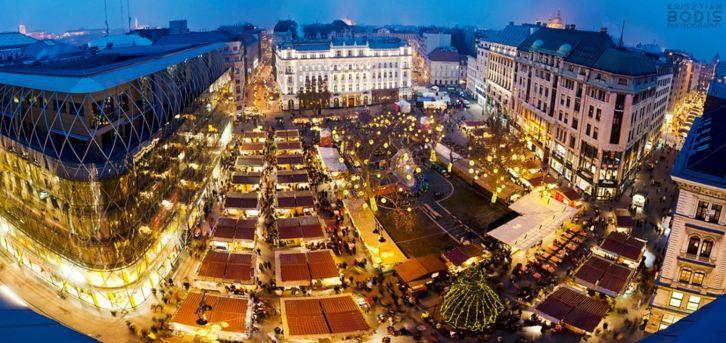 Place Vörösmarty - Budapest
