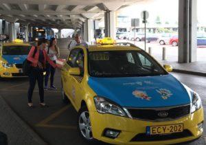 taxi aeroport budapest
