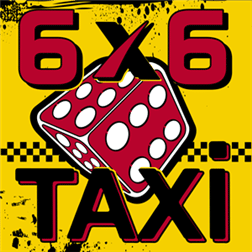 6X6 taxi Budapest