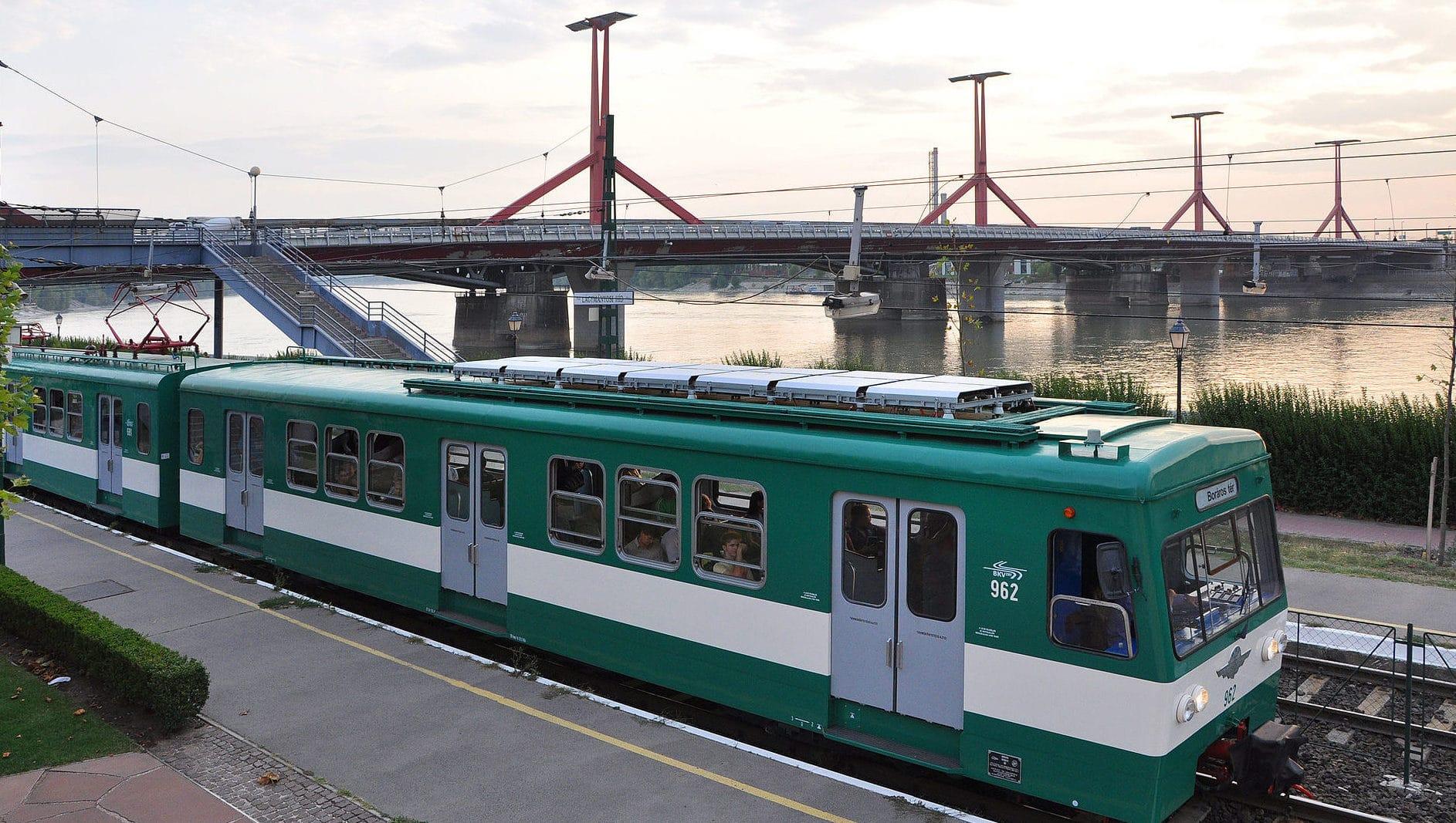 transports publics de budapest