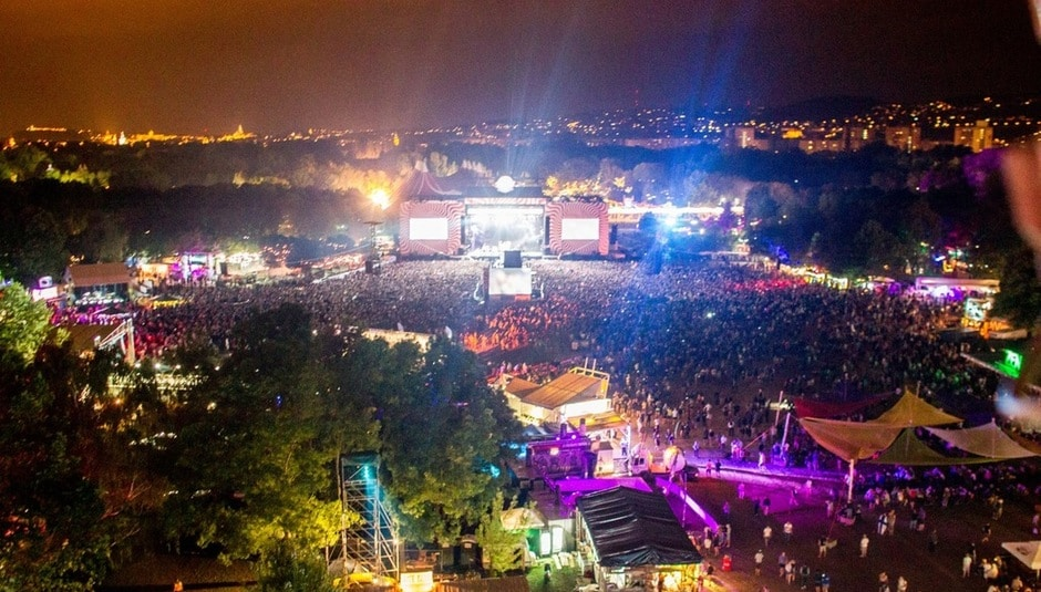 festival sziget budapest