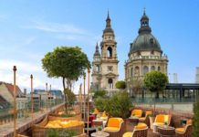 hotel Aria budapest rooftop
