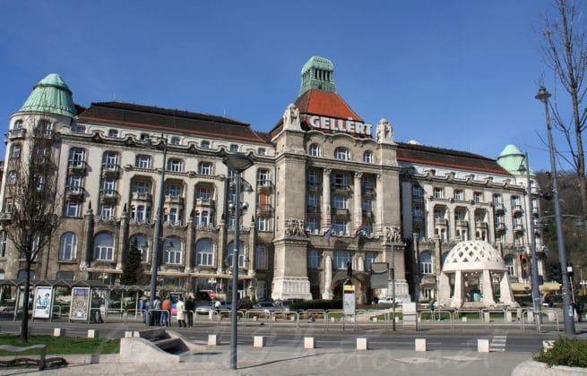 bains Gellért Budapest