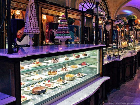 gerbeaud café a Budapest