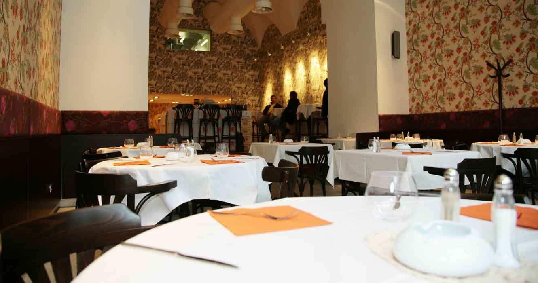 Klassz restaurant budapest