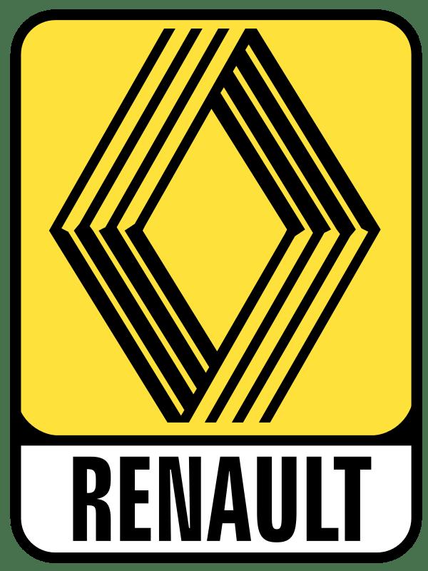 logo Renault Vasarely