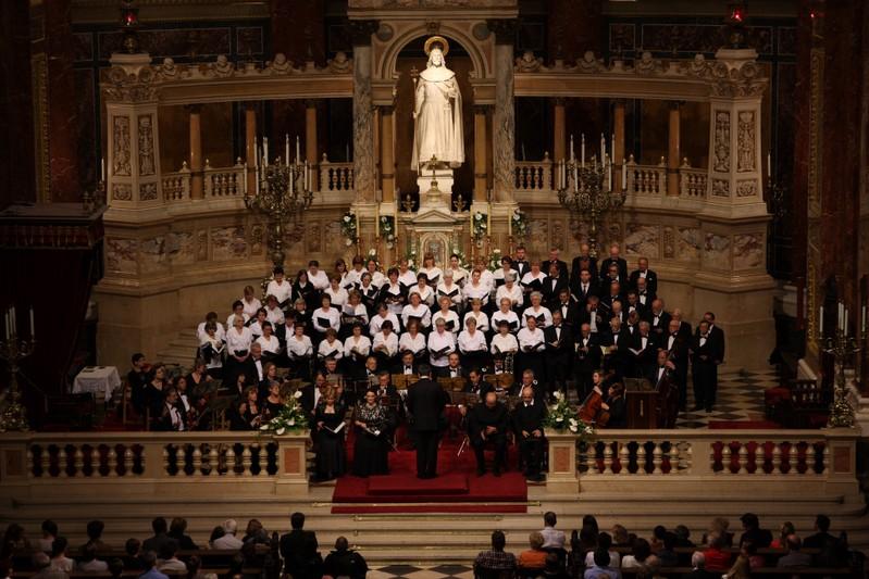 basilique St Etienne Budapest