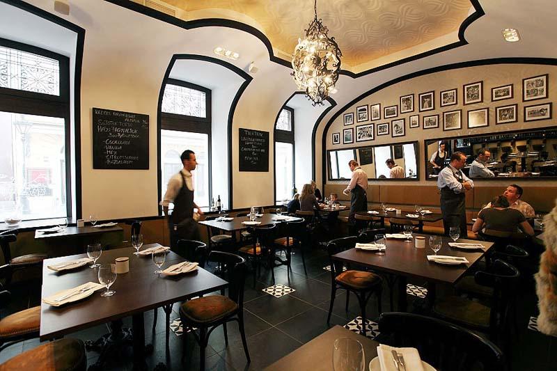 borkonyha restaurant de budapest