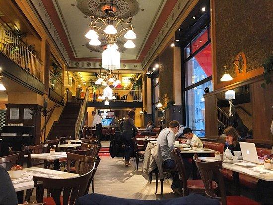 central café budapest