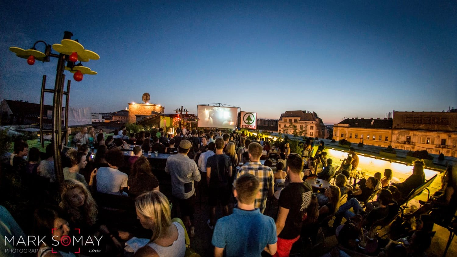 Corvin club rooftop budapest