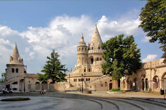bastion de budapest