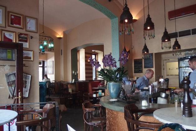 Restaurant Budapest Két szerecsen