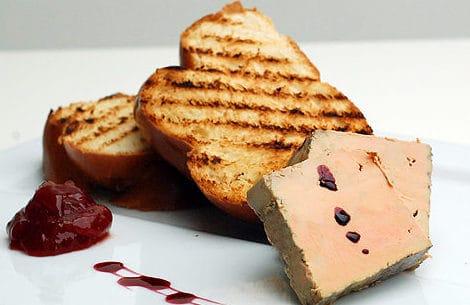 Foie gras hongrois - cuisine hongroise