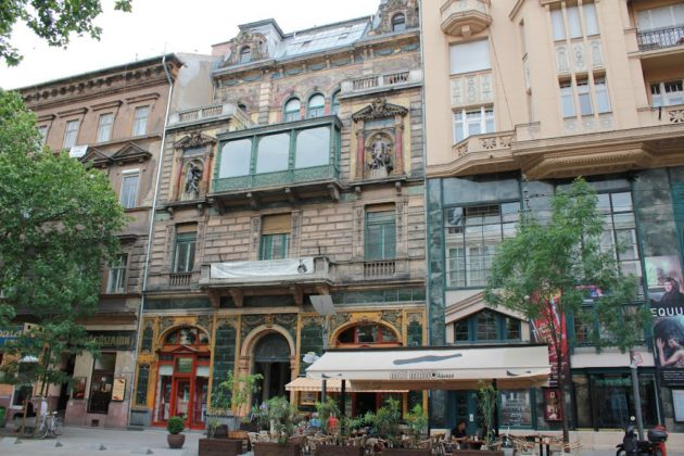 musée photo Mano Budapest