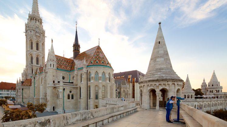 visiter budapest église