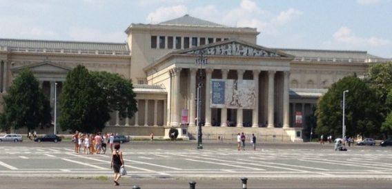 musée beaux arts budapest