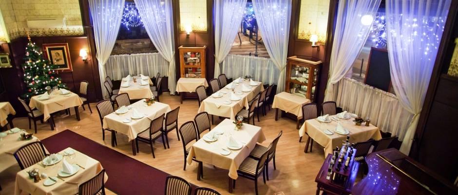 Muzeum restaurant Budapest