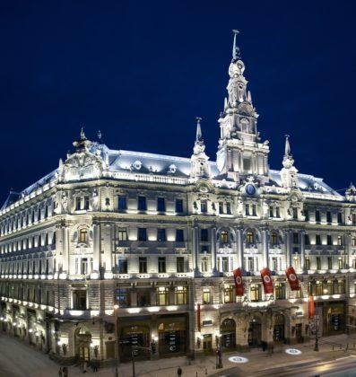 café historique de Budapest