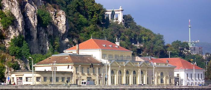 therme Rudas Budapest