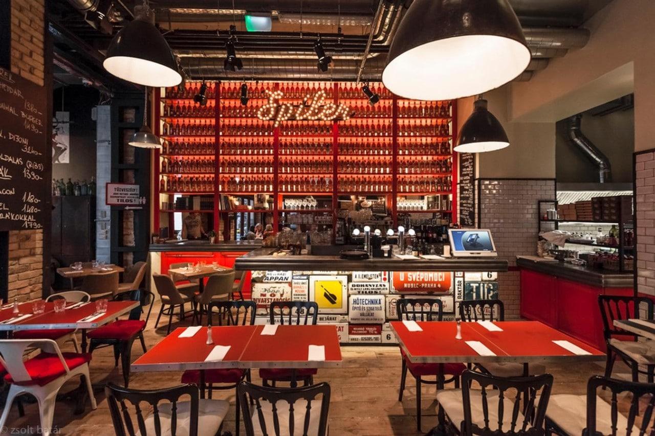 Spiller restaurant budapest