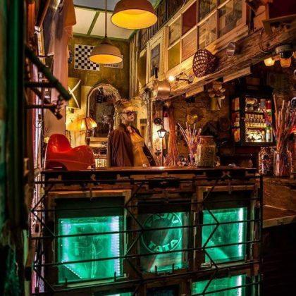 bar szimpla de Budapest