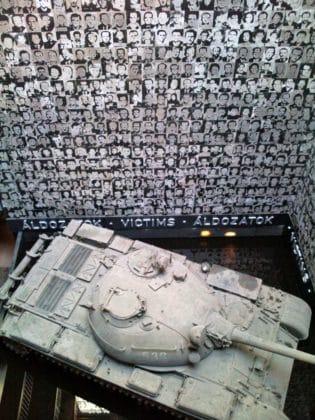 musée de la terreur de budapest