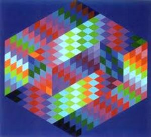 oeuvre vasarely