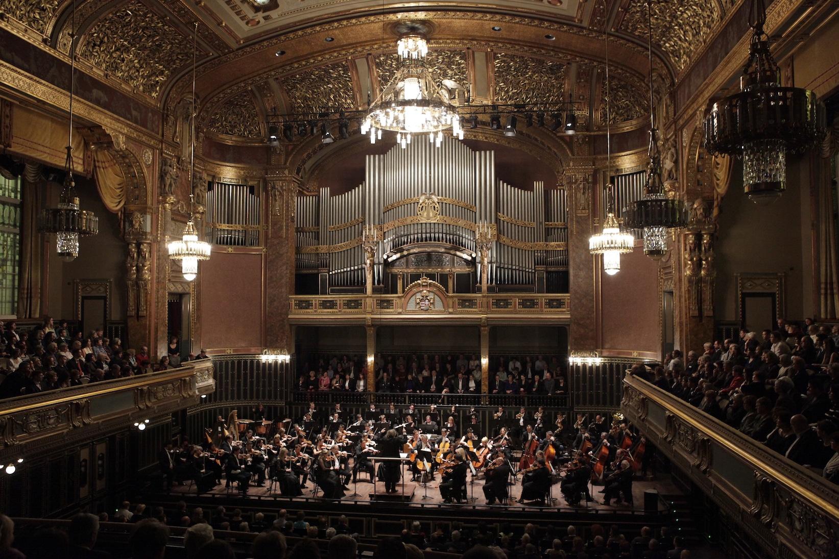Académie de musique budapest