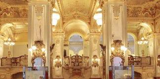 café historique budapest