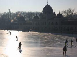 Budapest en janvier