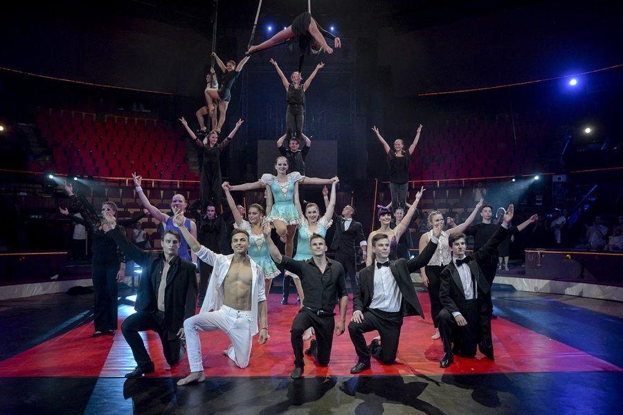cirque pour enfants à Budapest