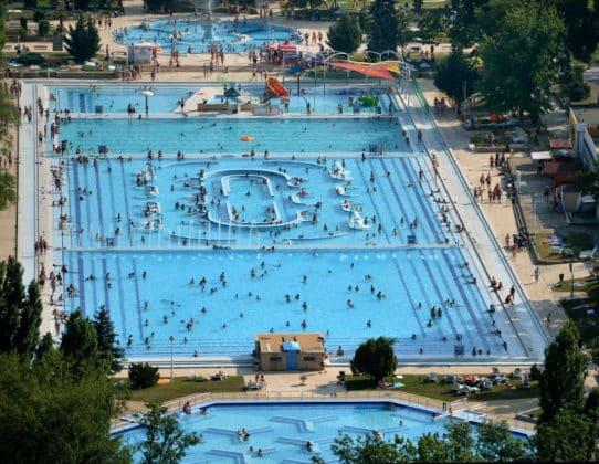 bains de Budapest palatinus