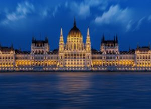 budapest incontournables parlement