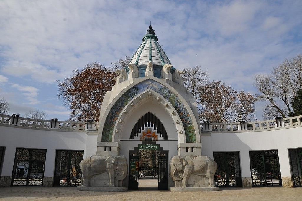 Zoo pour les enfants à Budapest