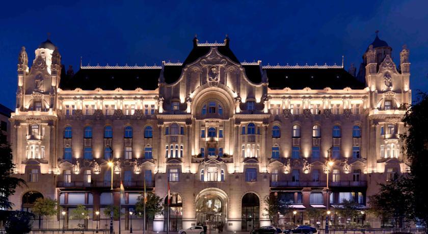 hotel four seasons budapest