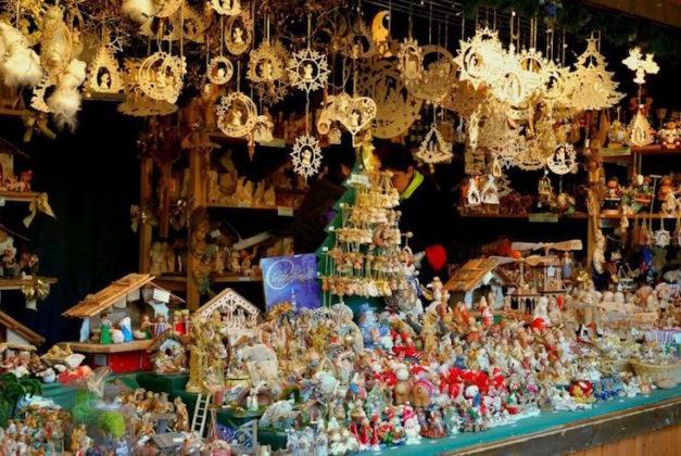 marché noel de budapest