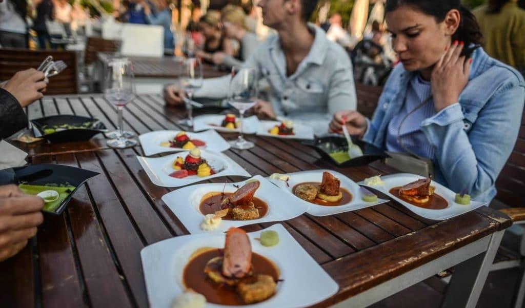 festival gourmet a Budapest en mai 2018