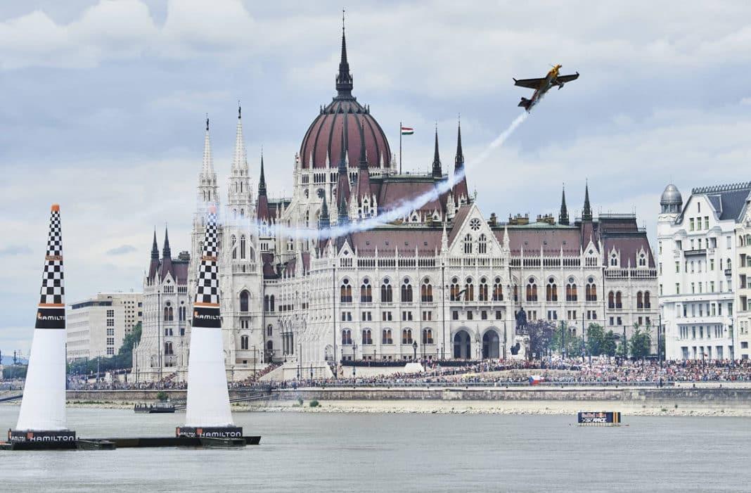 Budapest en juin 2018
