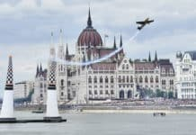 Red bull air race budapest juin 2018