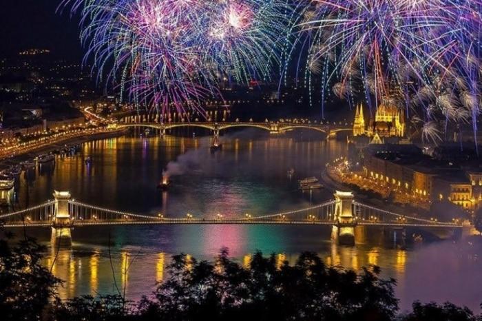 budapest réveillon Hongrie