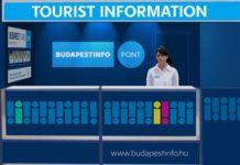 office du tourisme de Budapest