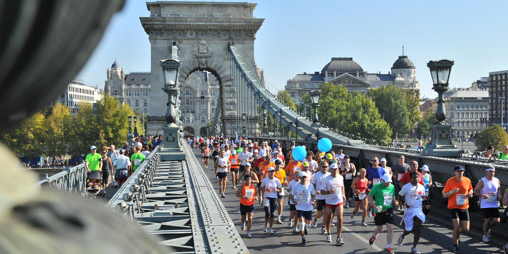 marathon Budapest