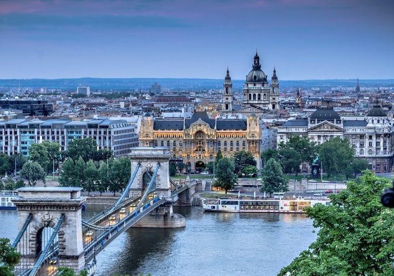 visiter Budapest en 4 jours