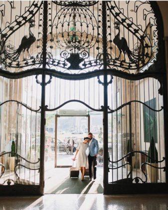 visiter Budapest en 4 jours Palace Gresham