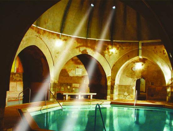 bains turc budapest