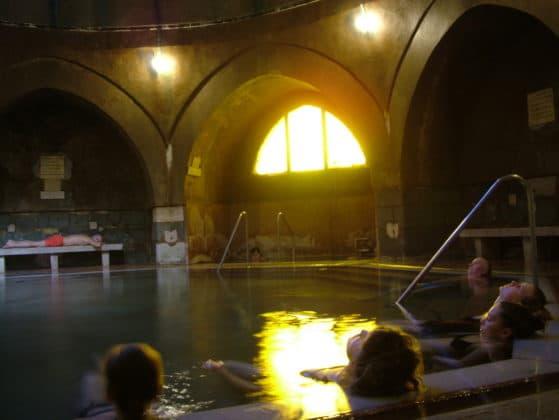bains turc a budapest