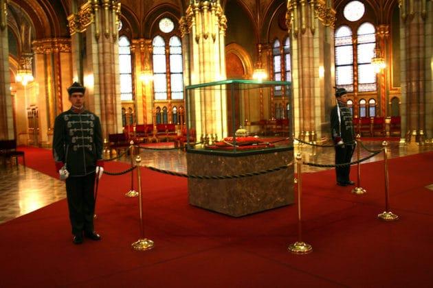 visite du parlement hongrois