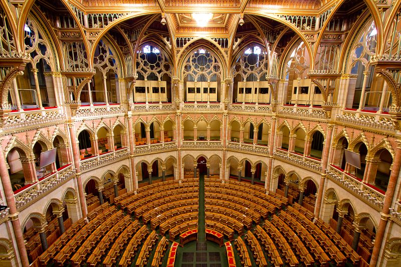 parlement de budapest assemblée